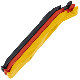 BBB EasyLift BTL-81 Tyre Lever 3 Pieces, black/red/yellow